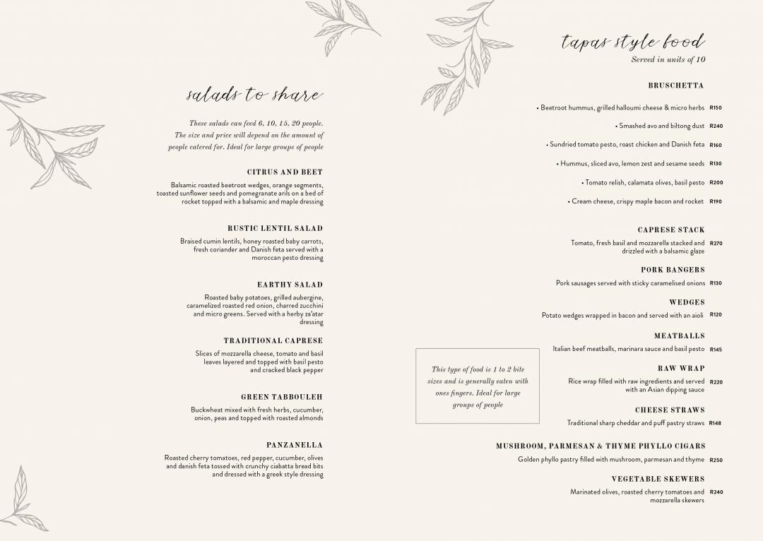 catering menu2